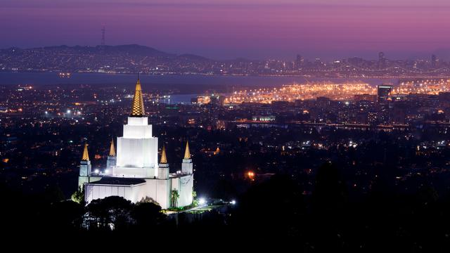 Oakland California and Washington D.C. Temples to Close for Renovation