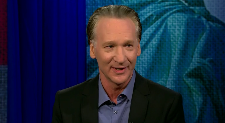 Bill Maher Says He Would Become a Mormon In Order To Have Romney Lead The Country
