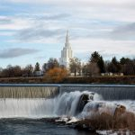 Open House at The Idaho Falls Idaho Temple