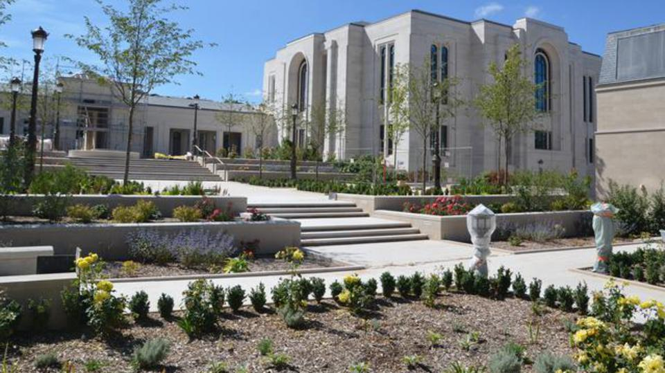The Paris France Temple is Dedicated
