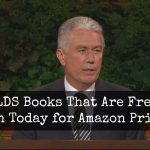 10 LDS Books That Are Free On Amazon Today for Amazon Prime Day!