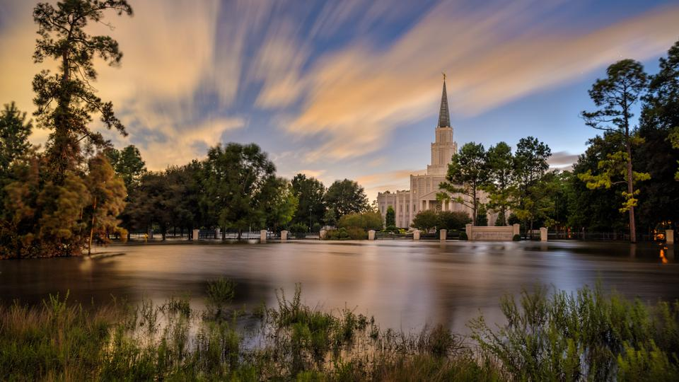 UPDATE: Latter-day Saints Send Flood Relief to Texas