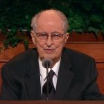 Elder Robert D. Hales passes away