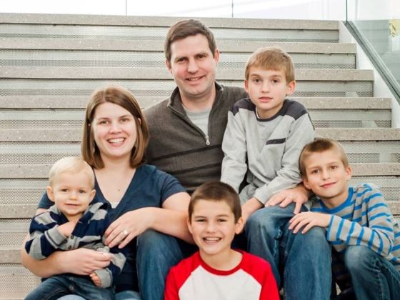 LDS Mother of 6 Killed By a Drunk Driver on the Way Home From Visiting Twins in the NICU