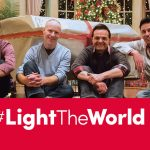 Watch the #LIGHTtheWORLD LIVE event at 3 P.M. MST with The Piano Guys, David Archuleta and Peter Hollens