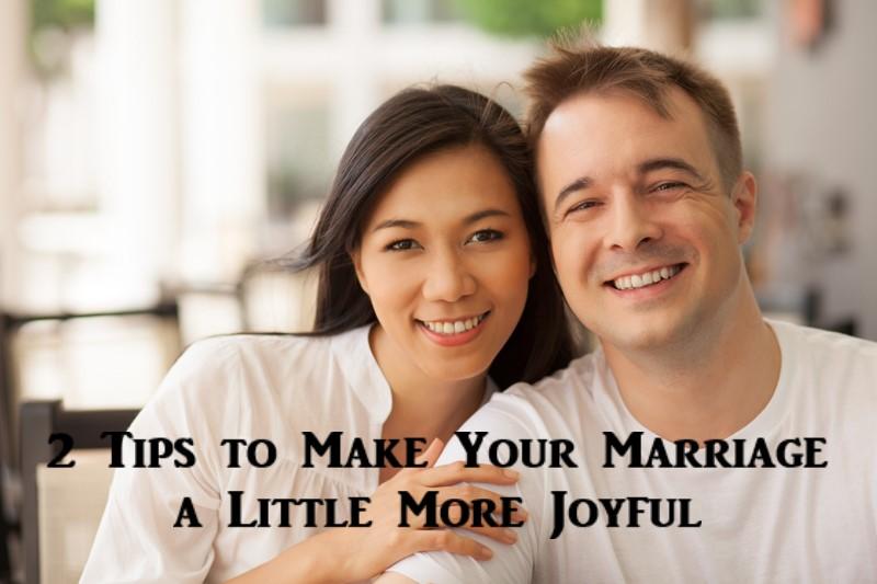 joyful marriage