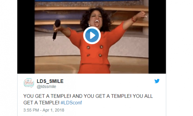 Roundup of the Most Hilarious Tweets From All of the Sessions of LDS General Conference 2018