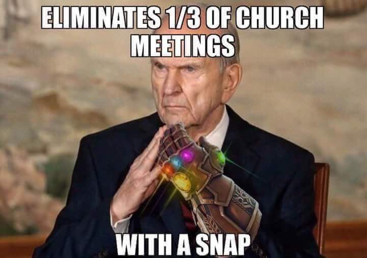 The Most Hilarious Reactions and Tweets from General Conference – October 2018