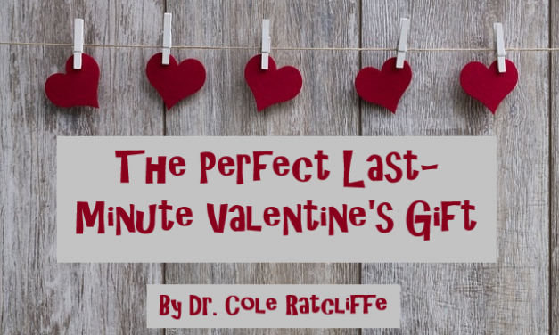 The Perfect Last-Minute Valentine's Gift